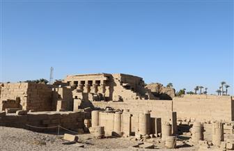 تعرف علي خريطة فاعليات أول مهرجان للموسيقي بمعبد الحب الفرعوني بقنا   صور