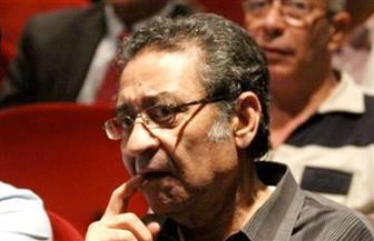 وزيرة الثقافة ناعية لينين الرملى: التأليف المسرحى فقد أحد العباقرة وأكثر الأقلام تحضرا وتدفقا بالمثل والقيم