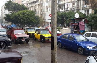 انتظام حركة الملاحة البحرية في الإسكندرية رغم موجة من الطقس السيئ | صور