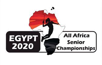 الكشف عن شعار البطولة الإفريقية للريشة الطائرة بالقاهرة
