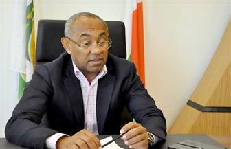 قبل مواجهة المغرب.. رئيس «كاف» يشيد بمستوى منتخب مصر لكرة الصالات