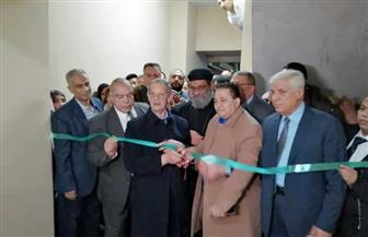 سكرتير حزب الوفد يفتتح مقر بيت الأمة بالمطرية