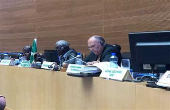 برئاسة وزير الخارجية .. اختتام أعمال اجتماعات المجلس التنفيذي للاتحاد الإفريقي | صور