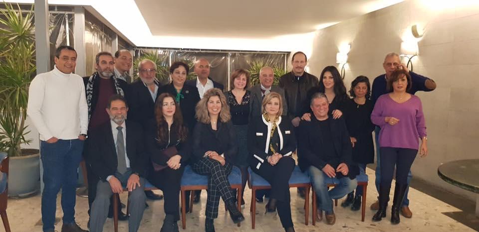 اللجنة العليا لمهرجان شرم الشيخ السينمائي