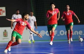 منتخب مصر يخسر نهائي أمم إفريقيا لكرة الصالات بخماسية من المغرب