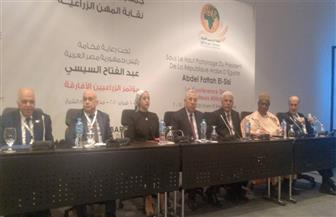 بدء فعاليات المؤتمر التأسيسي لاتحاد الزراعيين الأفارقة بشرم الشيخ