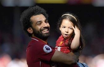 محمد صلاح يرزق بمولودة أطلق عليها «كيان»