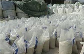 ضبط كمية من الأسمدة والمخصبات الزراعية منتهية الصلاحية قبل بيعها للمزارعين في سوهاج