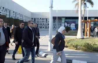 وزيرة الصحة تراجع الإجراءات الوقائية بمطار الأقصر لمنع دخول فيروس كورونا لمصر