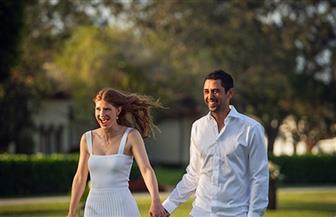 الصورة الأولى لابنة الملياردير الأمريكي بيل جيتس والمصري نائل نصار بعد خطبتهما