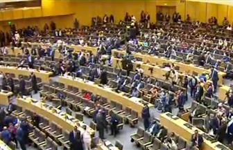 انطلاق قمة رؤساء دول وحكومات الاتحاد الإفريقي بحضور الرئيس السيسي