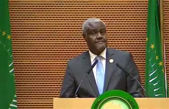 رئيس مفوضية الاتحاد الإفريقي يدعو إلى الهدوء والامتناع عن أعمال العنف في إثيوبيا