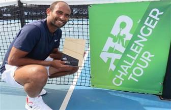 محمد صفوت يتوج بلقب بطولة تشالنجر لانجستون الأسترالية للتنس