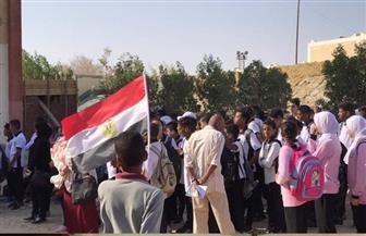 بدء توزيع 2397 تابلت على طلاب البحر الأحمر مع بداية الفصل الدراسي الثاني | صور