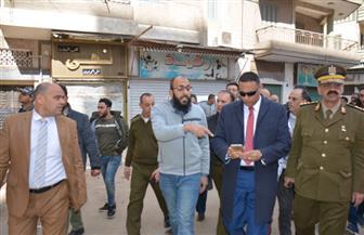محافظ الدقهلية: نقل موقف الشيخ حسانين وإعادة تأهيل الميدان وتطوير الطميهي | صور