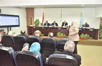 نائب محافظ أسيوط يشهد الاجتماع التنسيقي لتحديث المخطط الاستراتيجي العام لمركز البداري | صور