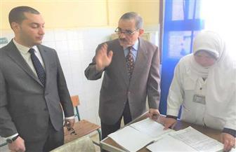 محافظ كفر الشيخ يتفقد مدرسة سخا للتعليم الأساسي | صور