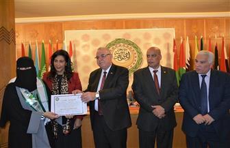 «التعليم» تكرم الفائزين في مسابقة «اللغة العربية» على مستوى الوطن العربي | صور