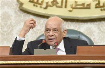 علي عبد العال يفتتح الجلسة العامة للبرلمان