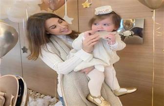 نانسى عجرم تنشر صورا من عيد ميلاد ابنتها الصغيرة | صور