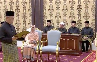 محيي الدين ياسين يؤدي اليمين الدستورية كرئيس وزراء جديد لماليزيا