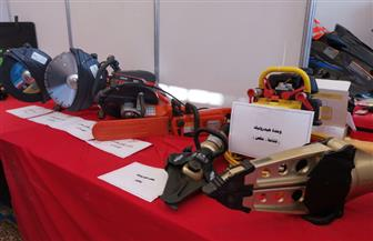 «الداخلية» تستعرض أحدث المعدات في احتفالها باليوم العالمي للحماية المدنية