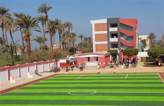 شاهد المدارس التى تم افتتاحها فى طهطا بسوهاج اليوم   صور