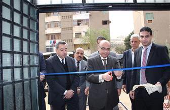 «العدل» تفتتح مكتبا جديدا للتوثيق بمدينة نصر | صور