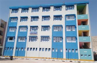 محافظ أسيوط: استلام جناحي توسعة بمدرستين في حي غرب وأبنوب بطاقة 34 فصلا دراسيا | صور