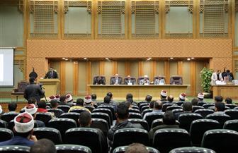 «البحوث الإسلامية» و«مركز الفتوى» ينظمان حفلا لتكريم الفائزين في مسابقة الأزهر الثقافية | صور