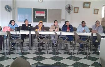 اللجنة التنسيقية للسكان بأسيوط تعقد اجتماعا لتنفيذ الربع الأخير للخطة   صور