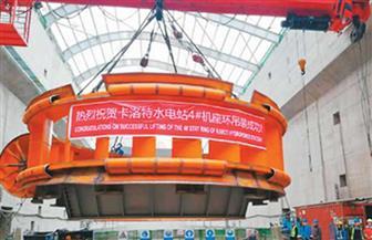 مشروعات الشركات الصينية في الخارج تستأنف عملها بشكل كامل | صور