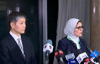 """السفير الصيني في القاهرة: نعتبر أنفسنا الجبهة الأمامية لمكافحة """"كورونا"""".. ومستعدون للتعاون مع مصر"""