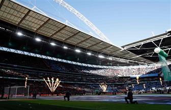 انطلاق مباراة نهائي كأس الرابطة الإنجليزية بين أستون فيلا والسيتي