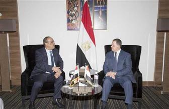 وزير الداخلية يعقد لقاءات ثنائية مع نظرائه العرب لبحث سبل التعاون والتصدي للكيانات الإرهابية| صور