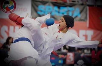 وزير الرياضة يهنئ فريال أشرف بعد تأهلها لأولمبياد طوكيو