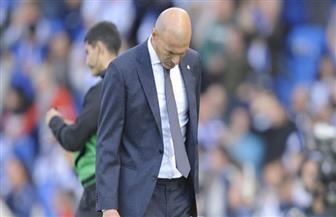 مدرب ريال مدريد في ورطة قبل مواجهة مانشستر سيتي