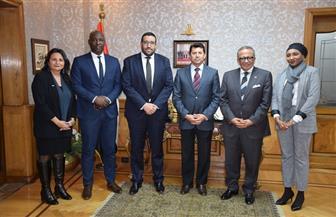 سكرتير عام «كاف» يشيد بالدعم المصري للاتحاد الإفريقي وتنظيمها للبطولات فاق المتوقع
