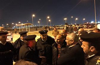 رئيس جهاز برج العرب الجديدة: نقل جميع مواقف السيارات إلى المحور المركزي بوسط المدينة | صور