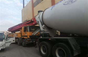 استرداد 11 وحدة سكنية شاغرة بمدينة الشروق فور التعدى عليها | صور