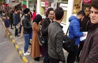 ارتفاع معدل البطالة في تركيا إلى 13.7%