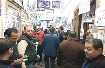 إقبال كبير في انتخابات «دار المعارف» لاختيار أعضاء مجلس الإدارة والعمومية | صور