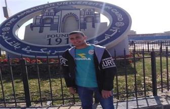 «إسلام عبدالرحمن» الأول في سباق السباحة لمتحدي الإعاقة بدورة «الشهيد الرفاعي 47» | صور