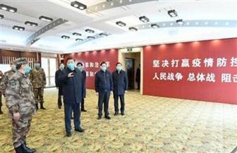 """الرئيس الصيني من """"ووهان الموبوءة"""": سننتصر على فيروس كورونا"""
