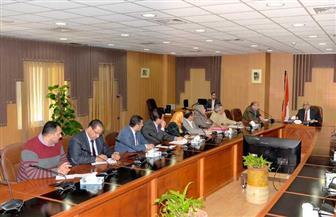 """""""اجتماع طارئ"""".. مجلس جامعة المنصورة يتخذ قرارات احترازية لمواجهة """"كورونا"""""""