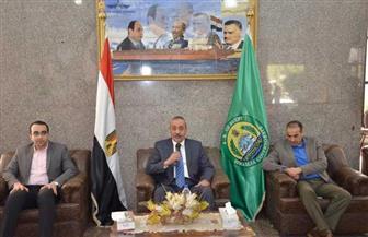 """إطلاق اسم """"عبدالله غبارة"""" على قاعة المؤتمرات الرئيسية بديوان محافظة الإسماعيلية"""