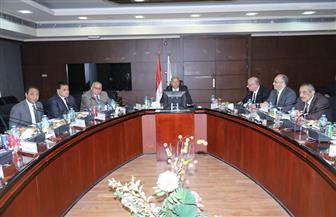وزير النقل يترأس أعمال الجمعية العمومية للشركة المصرية لإدارة وتشغيل مترو الأنفاق  صور