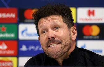 سيميونى يعلن تشكيل أتليتكو مدريد فى مواجهة ليفربول بدورى الأبطال