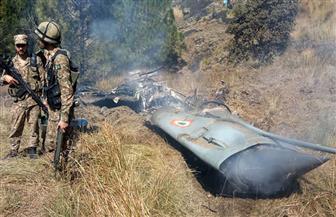 تحطم طائرة للقوات الجوية الباكستانية في إسلام أباد