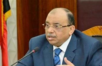 """وزير التنمية المحلية يتابع """"التقلبات الجوية"""" في غرفة العمليات وإدارة الأزمات"""